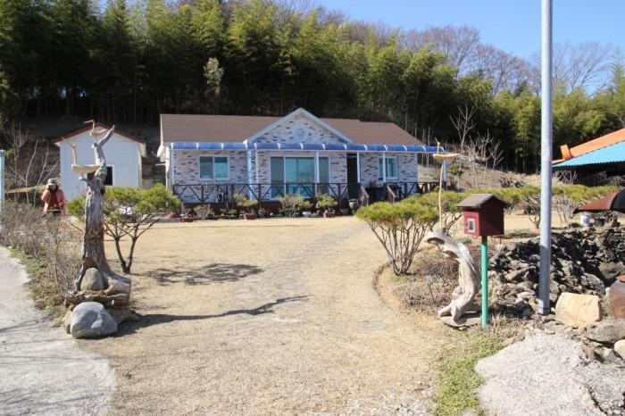 삼계면 학정마을 대지 및 주택 매매